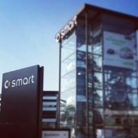 Photo taken at smart center Berlin by Jon P. on 4/26/2014