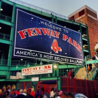 Photo prise au Fenway Park par Marc V. le10/30/2013