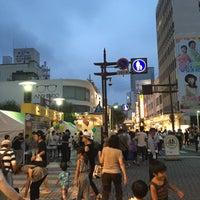 8/14/2016にNobuaki T.が青葉イベント広場 葵スクエアで撮った写真