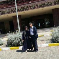 Photo taken at Artemis Kongre veYaşam Merkezi by 🌙Hilal K. on 5/10/2015