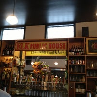 Photo taken at Elk Public House by Tricia L. on 5/22/2013
