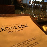 Photo taken at Archie Rose Distilling Co. by mellie mel on 4/9/2016