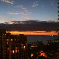 Photo taken at Embassy Suites by Hilton Waikiki Beach Walk by Lisa M. on 11/4/2012