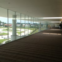 Photo taken at Sheraton Milan Malpensa Airport Hotel & Conference Centre by Carlo V. on 6/16/2013