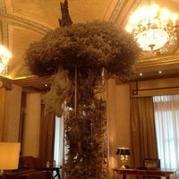 Photo taken at The Westin Palace, Milan by Carlo V. on 12/18/2012