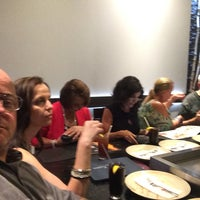 Photo taken at Kumo Sushi Hibachi & Lounge by CJ G. on 8/23/2014