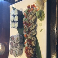 Photo taken at Kumo Sushi Hibachi & Lounge by CJ G. on 6/13/2015