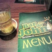Foto tirada no(a) Bar do John por Larcher .. em 2/7/2013