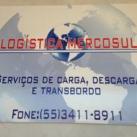 Photo taken at Logística Mercosul by Herenyn E. on 2/16/2013