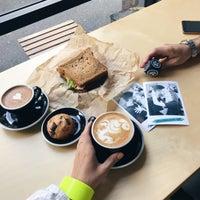 Снимок сделан в 16.Coffee пользователем Don Bacon🥓 7/21/2018