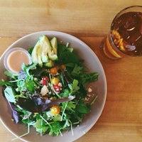 Photo taken at Roam Artisan Burgers by Chloe P. on 10/28/2012