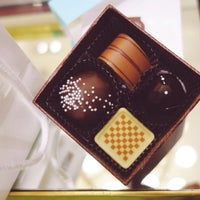 Photo taken at CocoaBella Chocolates by Chloe P. on 10/19/2013