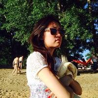 Photo taken at Green Land Aktobe by Albina Z. on 6/7/2014