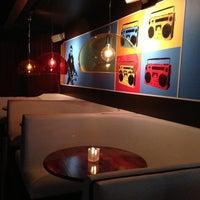 Photo taken at Hi Fi Lounge by Amanda B. on 4/20/2013