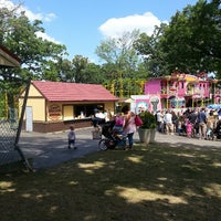 Photo taken at Santa's Village Azoosment Park by Steve W. on 8/17/2013