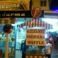 Photo taken at Dondurma Dünyası by Ecem A. on 7/5/2014