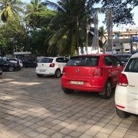 Photo taken at Volkswagen Calicut by Rahif A. on 7/5/2018