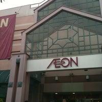 Photo taken at AEON Taman Maluri Shopping Centre by masura j. on 8/5/2012