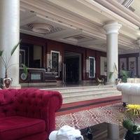 7/9/2015 tarihinde Наталья Т.ziyaretçi tarafından Rixos Sharm El Sheikh Reception'de çekilen fotoğraf