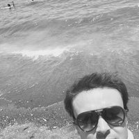 Photo taken at Inn Lice Beach Club by Ersin A. on 7/6/2016