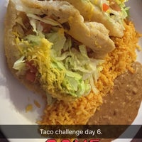 Photo taken at Tio Dan's Puffy Tacos by Big Aaron C. on 7/23/2016