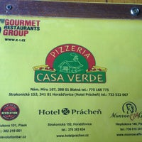 Photo taken at Pizzeria Casa Verde by Xavier D. on 7/12/2015