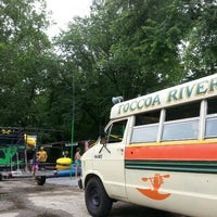 Photo taken at Toccoa River Adventures by Tammy W. on 7/28/2016