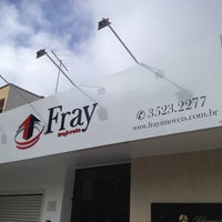 Photo taken at Fray Imoveis by Pedro F. on 5/24/2014