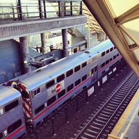 Photo taken at Millbrae Caltrain Station by Eric J. on 6/21/2013