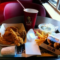 Photo taken at Kentucky Fried Chicken by Joey M. on 9/22/2012