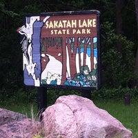 Photo taken at Sakatah Lake State Park by Steve W. on 6/14/2013