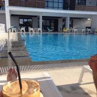 Photo taken at The OAK Hotel by Nurdzhan E. on 7/2/2016