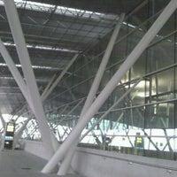 Foto tomada en Aeropuerto de Santiago de Compostela (SCQ) por Chema L. el 10/17/2012