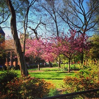 Photo taken at Tompkins Square Park by Nadav S. on 4/25/2013