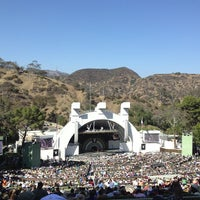 Photo taken at The Hollywood Bowl by Matthew T. on 6/15/2013