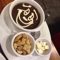 Photo taken at Café Barista by Perla B. on 8/22/2015