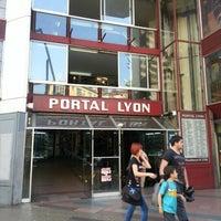 Photo taken at Portal Lyon by Vermin on 10/3/2012