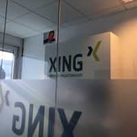 Photo taken at XING by Florian G. on 4/10/2017