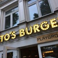 Das Foto wurde bei Otto's Burger von Florian G. am 5/22/2017 aufgenommen