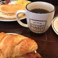 Photo taken at Corner Bakery Cafe by Teena J. on 3/26/2017