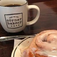Photo taken at Corner Bakery by Teena J. on 7/2/2017