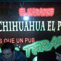 Foto tomada en Chihuahua Pub por Gonzalo Ignacio V. el 7/20/2013