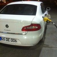 Photo taken at Kadoil Salpet Petrol by ÖmeroğLu Mehmet A. on 10/11/2014
