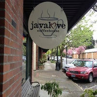 Photo taken at Javalove Coffeehouse by Jessily on 4/7/2013