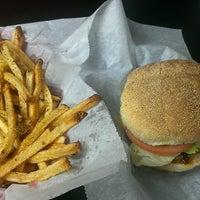 Photo taken at Got Burger! by Olivia B. on 9/11/2014