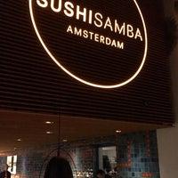 Foto tomada en Sushi Samba por Reem el 9/12/2017
