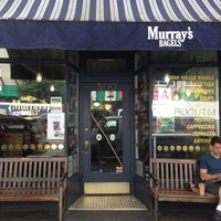 Photo taken at Murray's Bagels by Maria B. on 6/30/2013