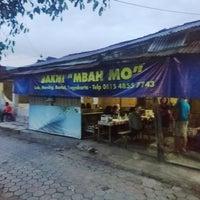 """Photo taken at Warung Bakmi """"Mbah Mo"""" by TS A. on 1/1/2018"""