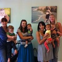Photo taken at Babies In Bloom by Joann W. on 9/24/2012