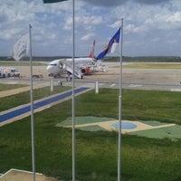 Photo taken at Petrolina Senator Nilo Coelho Airport (PNZ) by Pedro H. on 1/6/2015